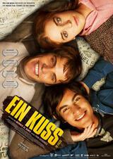 Ein Kuss - Poster
