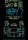 Is the man who is tall happy poster
