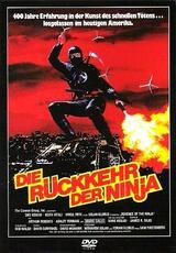 Ninja II - Die Rückkehr der Ninja - Poster