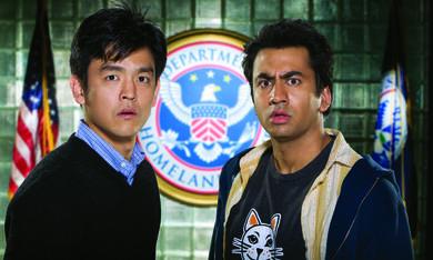 Harold & Kumar - Flucht aus Guantanamo mit John Cho und Kal Penn - Bild 1