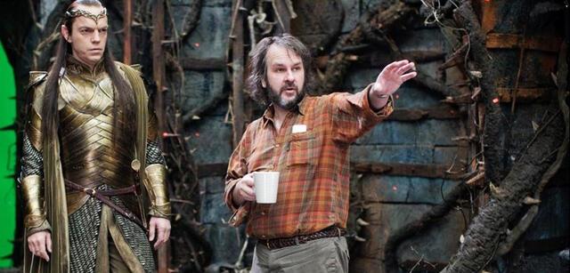 Peter jackson klar for the hobbit