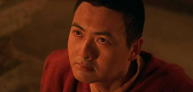 Chow Yun-fat in Bulletproof Monk
