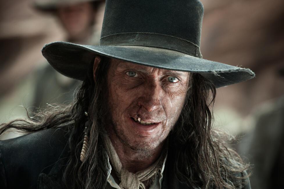 Lone Ranger mit William Fichtner
