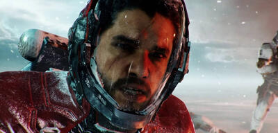 Kit Harington in Call of Duty: Infinite Warfare