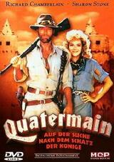 Quatermain - Auf der Suche nach dem Schatz der Könige - Poster