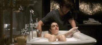 Rachel Weisz und Hugh Jackman in The Fountain