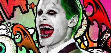 Bild zu:  Suicide Squad: Jared Leto als Joker