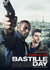 Bastille Day - Poster