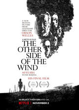 The Other Side of the Wind - Poster
