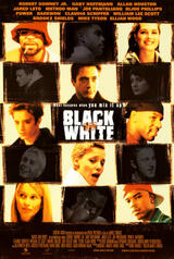 Black and White - Poster