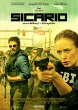 Sicario - Poster