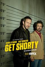 Get Shorty - Staffel 2 - Poster