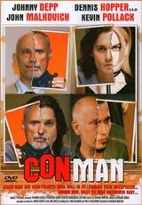 Con Man - Poster