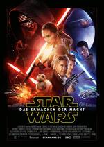 Star Wars 7: Das Erwachen der Macht Poster