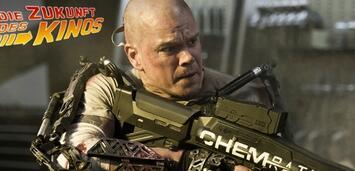 Bild zu:  Matt Damon in Elysium