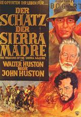 Der Schatz der Sierra Madre - Poster