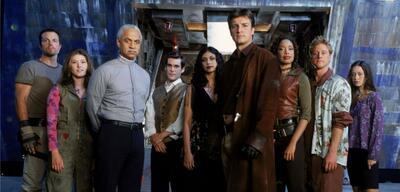 Der Cast von Firefly