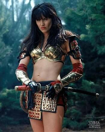 Lucy Lawless 1