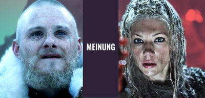 Vikings: Björn und Lagertha