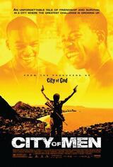 City of Men - Poster