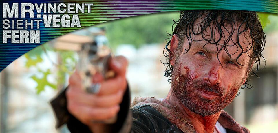 The Walking Dead: Andrew Lincoln als Rick Grimes