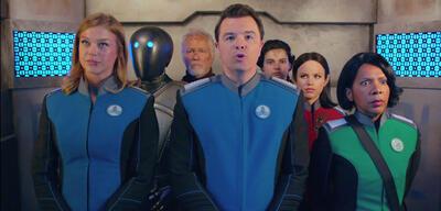 The Orville -Comic-Con-Trailer zur 1. Staffel