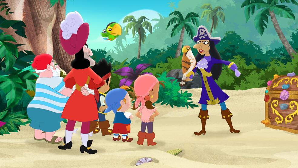 Jake Und Die Nimmerland Piraten Stream