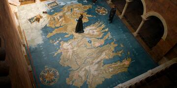 Game of Thrones: Westeros-Kunst, die MinaLima durch die Lappen gegangen ist