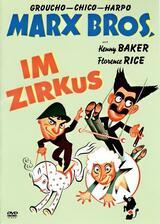 Die Marx Brothers im Zirkus - Poster