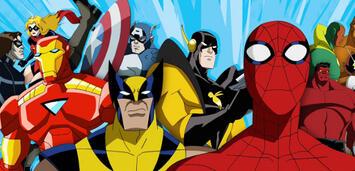Bild zu:  Avengers Assemble