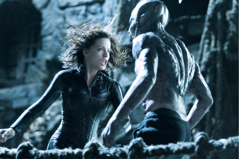 Underworld: Evolution mit Kate Beckinsale