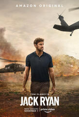 Poster zur 2. Staffel von Tom Clancy's Jack Ryan
