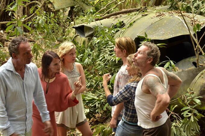 zwei familien auf der palme bild 12 von 13 moviepilotde