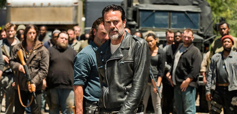 The Walking Dead Staffel 7 Dvd