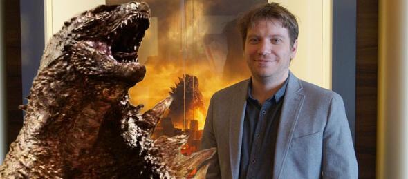 Gareth Edwards zeigt exkusive Godzilla-Szenen