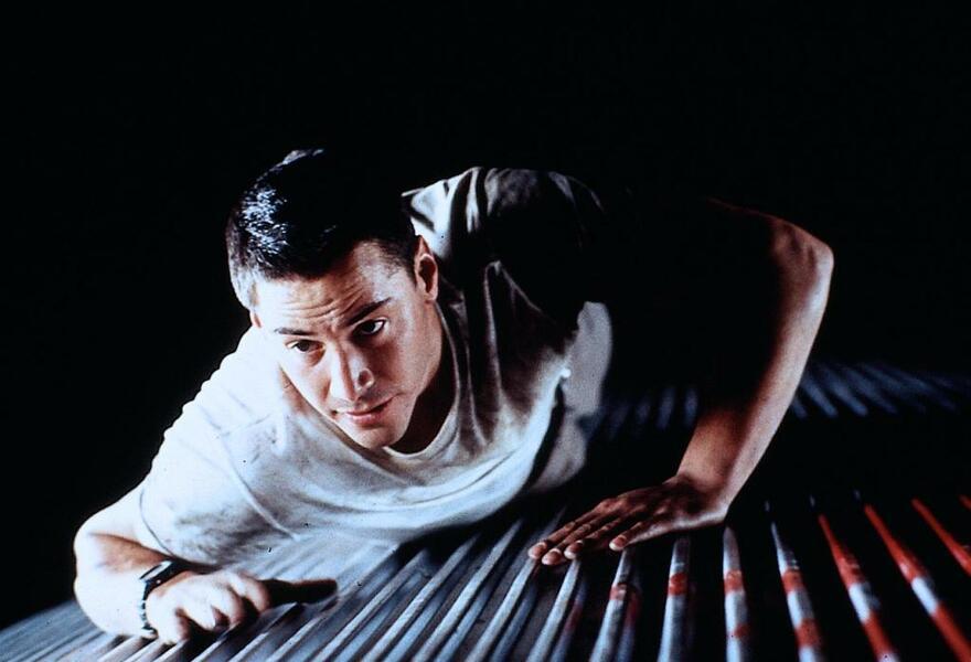 Speed mit Keanu Reeves