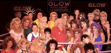 Bild zu:  GLOW: Gorgeous Ladies of Wrestling