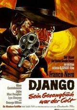 Django - Sein Gesangbuch war der Colt - Poster