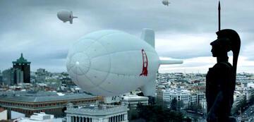 Haus des Geldes Staffel 4: Zeppeline für Plan Tschernobyl