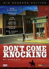 Don't Come Knocking - Poster