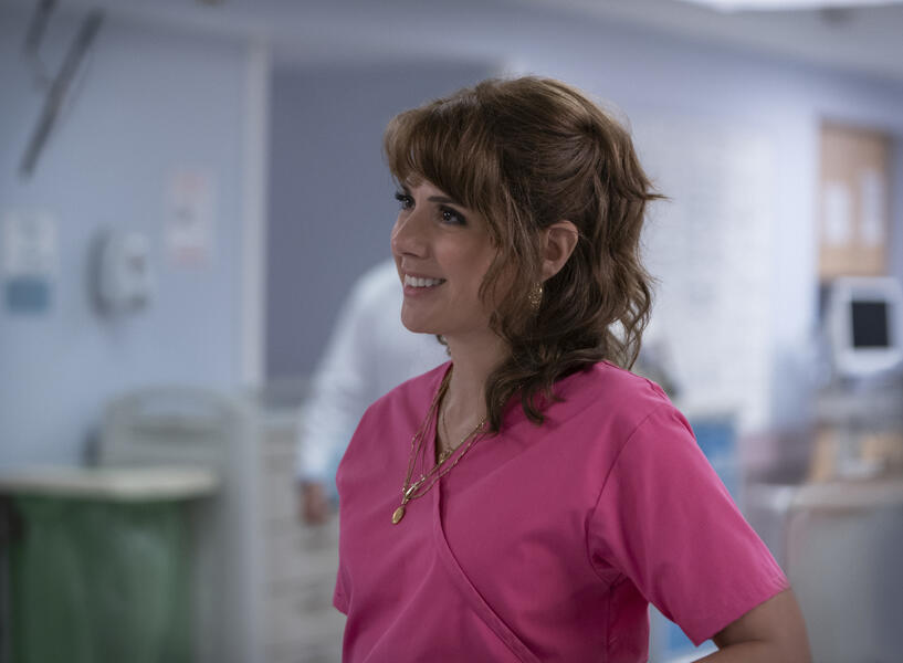 The King of Staten Island  mit Marisa Tomei
