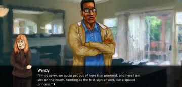 Die Auseinandersetzung mit dem Partner gehört zu den wesentlichen Elementen des Spiels.