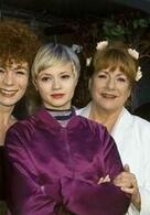 Vier Meerjungfrauen