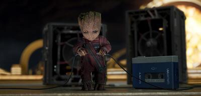 Guardians of the Galaxy Vol. 2 liefert wieder einen besonderen Soundtrack