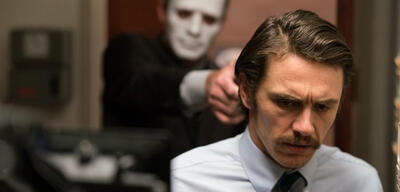 James Franco in The Vault