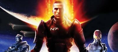 Mass Effect für die Xbox360