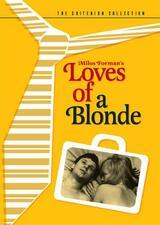 Die Liebe einer Blondine - Poster