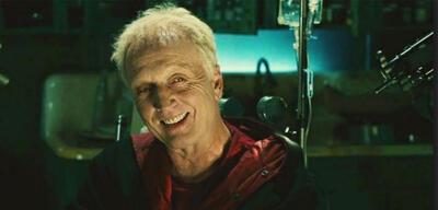 Tobin Bell als Jigsaw in Saw II