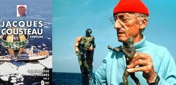 Bild zu:  Jacques-Yves Cousteau