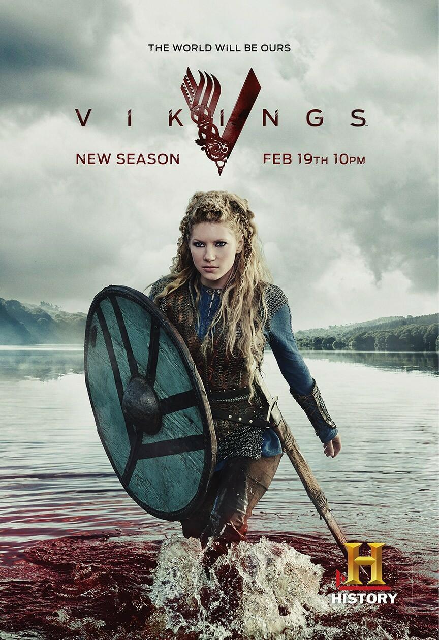 Vikings Stream Deutsch Staffel 3